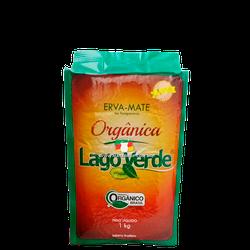Erva-Mate Lago Verde Orgânica - Caixa com 10Kg - Mate Shop