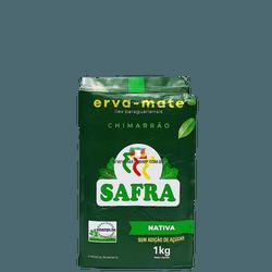 Erva-Mate Safra Nativa a Vácuo 1Kg - Mate Shop