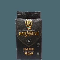 Erva-Mate Mate Nativo Premium a Vácuo 1Kg - Mate Shop