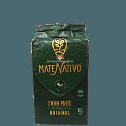 Erva-Mate Mate Nativo Original a Vácuo 1Kg - Mate Shop