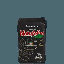 Erva-Mate Natufolha Ouro a Vácuo 1Kg - Mate Shop