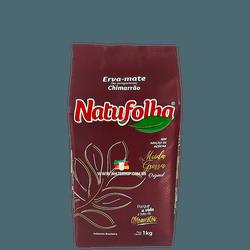 Erva-Mate Natufolha Moída Grossa Original 1Kg - Mate Shop