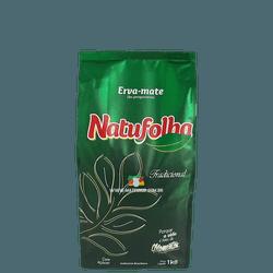 Erva-Mate Natufolha Tradicional 1Kg - Mate Shop