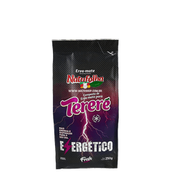 Tereré Natufolha Energético 250g - Mate Shop