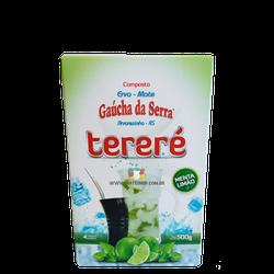 Tereré Gaúcha da Serra Menta Limão 500g - Mate Shop