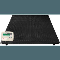 Balança de plataforma UR 10000 LIGHT 1500/500, 1,5... - Mgtec Equipamentos Agroindustriais