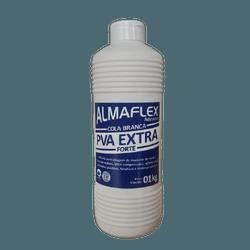 Cola PVA Extra Forte Almaflex 1kg - 1536 - MILACARTONAGEM