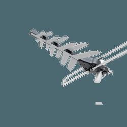 KIT ANTENA EXTERNA 4 em 1 - PROHD-3200 - Mister Imagem