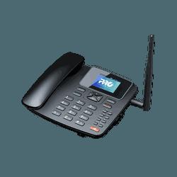 TELEFONE CELULAR RURAL PRO CONNECT 4G - PROCS-5040 - Mister Imagem