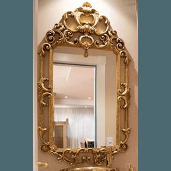 Espelho Versailles - ESM.VER.001U - MOVEIS ANTIGUS