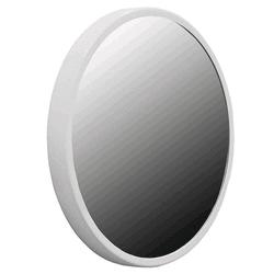 Espelho Redondo Branco 50cm Reduna PD0455 - Nicolucci
