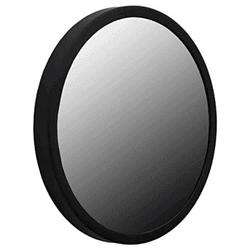 Espelho Redondo Preto 40cm Reduna PD0452 - Nicolucci