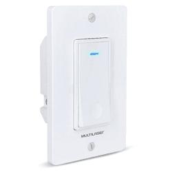 Interruptor Inteligente 127V 1 Tecla Wi-Fi Multila... - Nicolucci