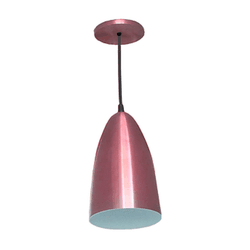 Pendente Detroit Rosé Kin Light PD131/RO - Nicolucci