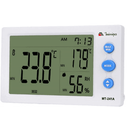Termo Higrômetro Minipa MT-241A - Nicolucci