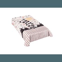 Cobertor Colibri Le Petit Panda - 66852 - Nilza Baby Kids