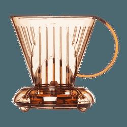Coador de Café Clever em Acrílico + 100 filtros - NOSTRO SOLO
