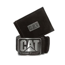 Kit Carteira + Cinto - Café - BOOTS CAT