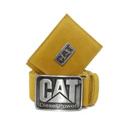 Kit Carteira + Cinto - Milho - BOOTS CAT