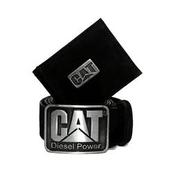 Kit Carteira + Cinto - Preto - BOOTS CAT