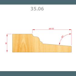 Fresa Para Almofadas 160 mm em Aço (35.06) - Outlet do Marceneiro