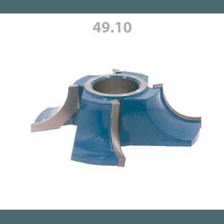 Fresa Para Post-Forming 100mm X 20mm 4 Asas Em Wídea Fepam (49.15) - Outlet do Marceneiro