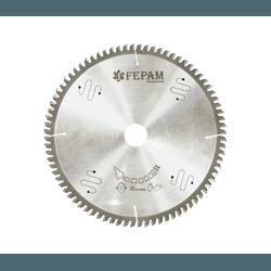 Disco de serra circular para corte de alumínio 300 mm x 96 dentes RT ( - ) F.30 Fepam - Outlet do Marceneiro