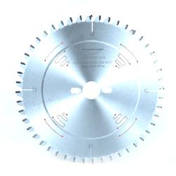 Disco de Serra Circular Côncava Para Acabamento 10'' 250 mm X 48 dentes Cromada 3,2/2,2 F.30 - Outlet do Marceneiro