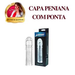 Capa Peniana com Ponta (aumento de 3cm) - 101 - PAPOABERTORP