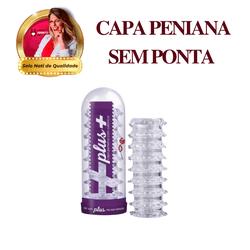 Capa Peniana sem Ponta Transparente - 90 - PAPOABERTORP