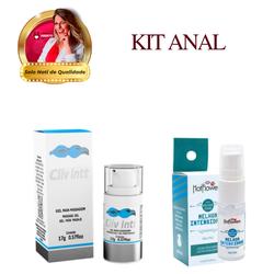 KIT ANAL | Lubrificante a base de Silicone Melhor ... - PAPOABERTORP