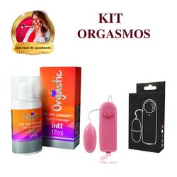 KIT MEU PRIMEIRO ORGASMO | Orgástic Gel Facilitado... - PAPOABERTORP