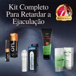 KIT RETARDADOR DE EJACULAÇÃO COMPLETO | Prolong + ... - PAPOABERTORP