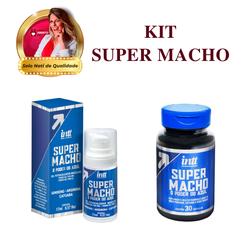 KIT SUPER MACHO | Super Macho Gel Potencializador... - PAPOABERTORP