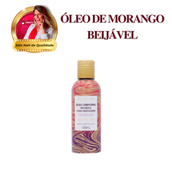 Óleo de Morango Beijável - 49680 - PAPOABERTORP