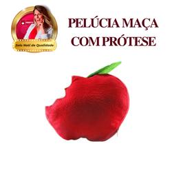 Maça Pelúcia com Prótese Inclusa (porta produtos) ... - PAPOABERTORP