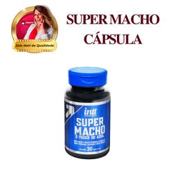 Super Macho Cápsulas - 35914 - PAPOABERTORP