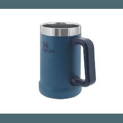 Caneca Stanley Termica Azul - 4921 - PEDAL PRÓ Bike Shop
