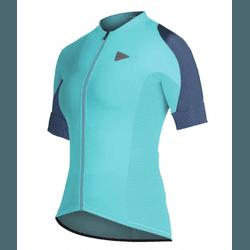 Camisa Sol Training Feminino Manga Curta Verde - 3... - PEDAL PRÓ Bike Shop