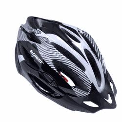 Capacete South Element Preto e Branco - 3393 - PEDAL PRÓ Bike Shop