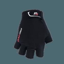 Luva Pro Hand Dragon Dedo Curto Preto e Vermelho -... - PEDAL PRÓ Bike Shop