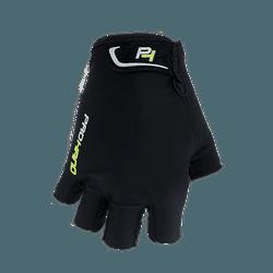 Luva Pro Hand Dragon Dedo Curto Preto e Verde - 36... - PEDAL PRÓ Bike Shop