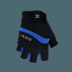 Luva Pro Hand Lancer Dedo Curto Azul - 3567-1 - PEDAL PRÓ Bike Shop