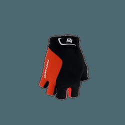 Luva Pro Hand Trail Dedo Curto Laranja - 3543-1 - PEDAL PRÓ Bike Shop