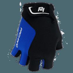 Luva Pro Hand Trail Dedo Curto Azul - 3531-1 - PEDAL PRÓ Bike Shop