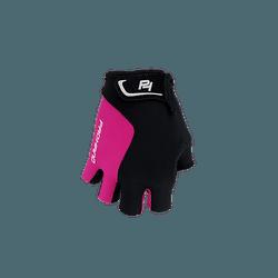 Luva Pro Hand Trail Dedo Curto Rosa - 3527-1 - PEDAL PRÓ Bike Shop