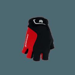 Luva Pro Hand Trail Dedo Curto Vermelho - 3523-1 - PEDAL PRÓ Bike Shop