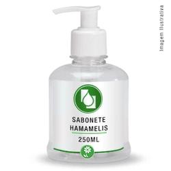 Sabonete Hamamelis 250ml - Seiva Manipulação | Produtos Naturais e Medicamentos
