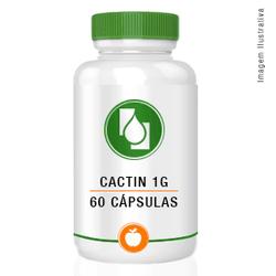 Cactin 1000mg 60cápsulas - Seiva Manipulação | Produtos Naturais e Medicamentos