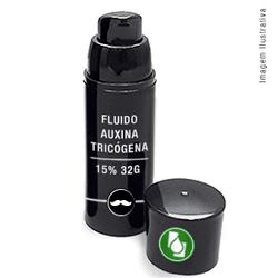 Fluido Auxina tricógena 15% para Barba 32g - Seiva Manipulação | Produtos Naturais e Medicamentos